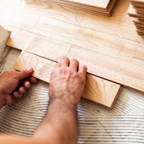 Hardwood installation | Masters And Petersens Flooring