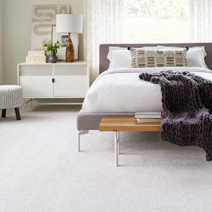 Bedroom white carpet | Masters And Petersens Flooring