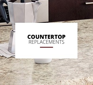 Countertop replacements | Masters And Petersens Flooring