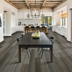 Laminate Dining Room | Masters And Petersens Flooring