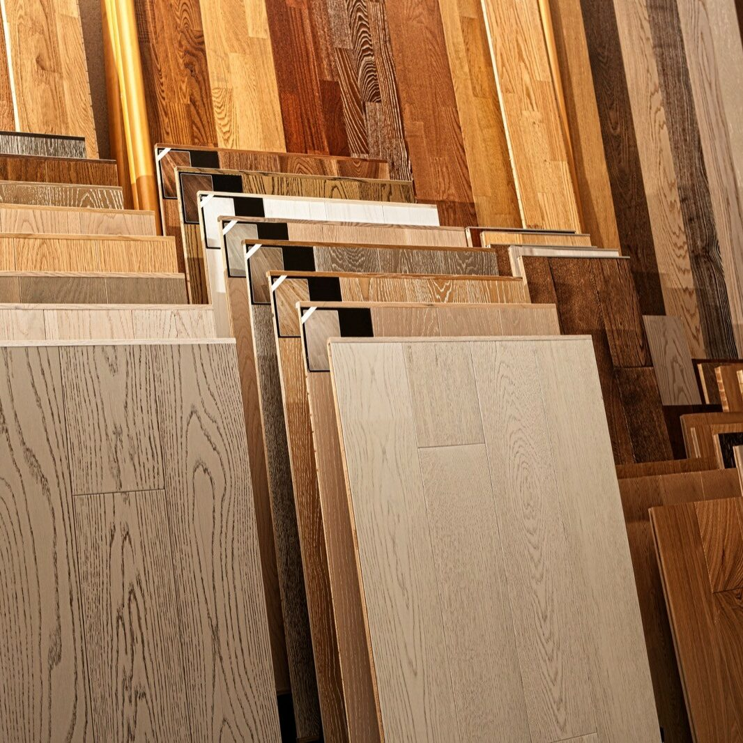 Sample parquet boards | Masters And Petersens Flooring