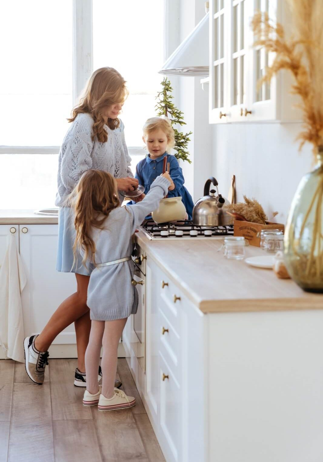 Kitchen Cabinets | Masters And Petersens Flooring