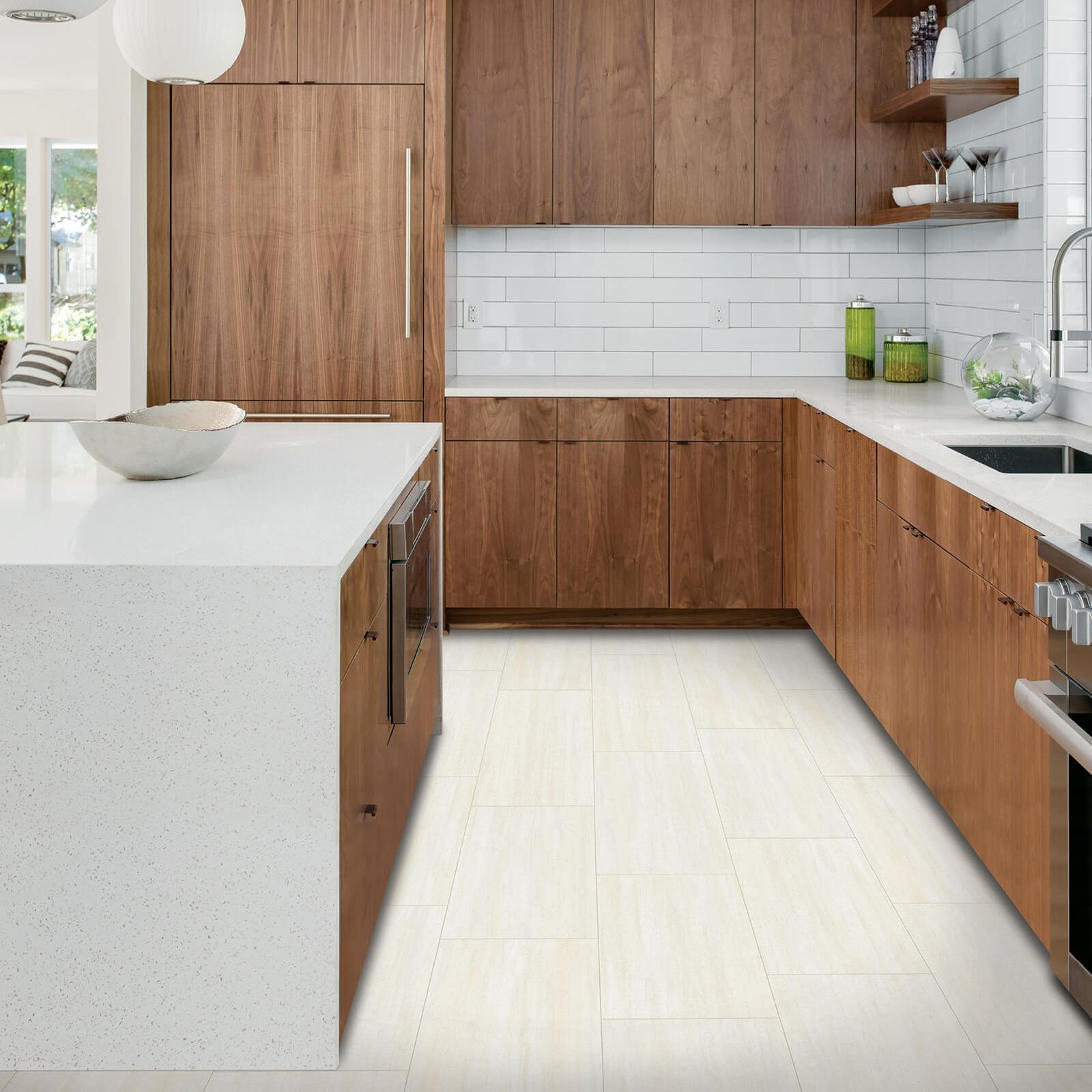 White tiles | Masters And Petersens Flooring